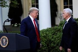 Chuyện gì sẽ xảy ra sau khi Tổng thống Mỹ Trump mắc COVID-19?