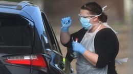 Anh báo cáo sót gần 16.000 ca mắc COVID-19 mới vì lỗi kỹ thuật