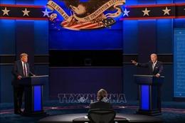 Bầu cử Mỹ: Hủy cuộc tranh luận thứ hai giữa Tổng thống Trump và ông Biden