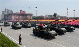 Triều Tiên có thể đã duyệt binh kỷ niệm 75 năm thành lập Đảng Lao động từ sáng sớm