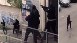 Băng đảng đấu súng như phim giữa ban ngày tại Pháp