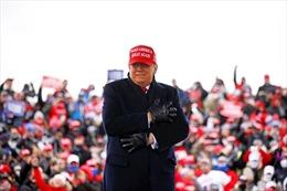 Tổng thống Mỹ Donald Trump sẽ huy động luật sư ngăn kiểm phiếu sau Ngày Bầu cử