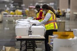 Michigan, Pennsylvania có thể phải mất vài ngày mới kiểm xong phiếu