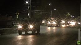 Lực lượng gìn giữ hòa bình Nga lên đường tới Nagorny-Karabakh