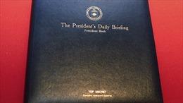 Nhà Trắng đồng ý để ông Biden tiếp cận báo cáo tình báo hàng ngày