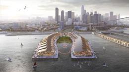 Những kiến trúc thiết thực ứng phó với một tương lai ngập lụt