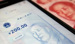 Tô Châu (Trung Quốc) phát 20 triệu NDTkỹ thuật sốcho người dân