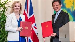FTA với Singapore và Việt Nam mở ra kỷ nguyên thương mại mới giữa Anhvàchâu Á