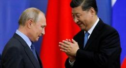 Bắc Kinh: Quan hệ Nga-Trung là trọng tâmtrong chính sách đối ngoại năm 2021