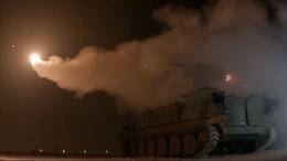 Hệ thống tên lửa phòng không mới của nhà sản xuất AK-47 triệt hạ mục tiêu trong đêm
