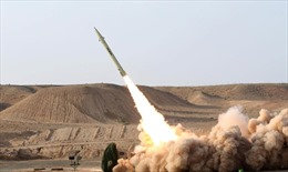 Iran triển khai tên lửa tầm ngắn tới Iraq