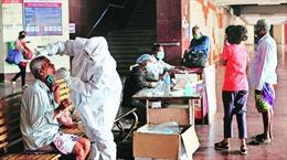 Ấn Độ diễn tập phân phối vaccine trước khi tiến hành tiêm chủng
