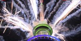 Khoảnh khắc chuyển giao tại những quốc gia đón Năm mới đầu tiên trên thế giới