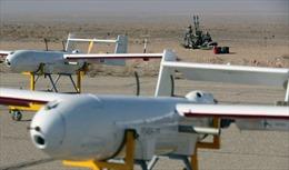 Iran bắt đầu tập trận máy bay không người lái quy mô lớn