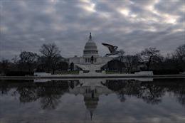 Nghị sĩ Mỹ được hướng dẫn dùng hầm khẩn cấp phòng nguy cơ biểu tình bầu cử