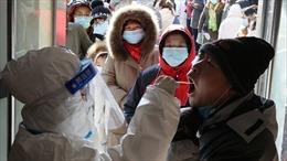 Trung Quốc kiểm tra lại 310.000 kết quả xét nghiệm COVID-19 vì sai sót báo cáo