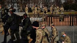 12 Vệ binh Quốc gia bị loại khỏi lễ nhậm chức vì liên quan đến yếu tố cực đoan