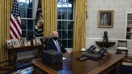 Xem tân Tổng thống Joe Biden trả lời phóng viên hỏi về mục tiêu vaccine