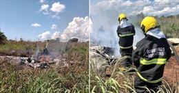 Brazil: Rơi máy bay chở CLB bóng đá Palmas, 6 người thiệt mạng