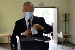 Tổng thống Bồ Đào Nha tái đắc cử
