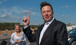 Nhà tỷ phú Elon Musk mua 1,5 tỷ USD Bitcoin