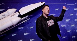 Tỷ phú Elon Musk tham vọng xây dựng thành phố 'tự cung tự cấp' trên sao Hoả