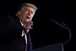 Cựu Tổng thống Mỹ Trump sẽ có bài diễn thuyết đầu tiên sau khi mãn nhiệm
