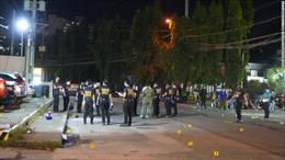 Đấu súng với đặc vụ chìm khi truy quét tội phạm ma tuý, hai cảnh sát Philippines tử vong