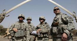 Mỹ nâng cảnh báo với binh sĩđóng quân ở Iraq sau vụ không kích Syria