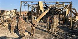 Video chưa từng công bố Iran tấn công căn cứ Mỹ trả đũa vụ ám sát tướng Soleimani