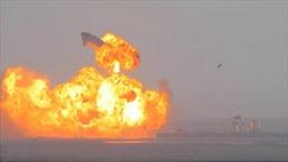 Nguyên nhân tàu vũ trụ của SpaceX phát nổ sau khi hạ cánh thành công