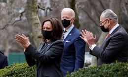 Tổng thống Biden khởi động tuần lễ 'vaccine tận tay và tiền tận túi'