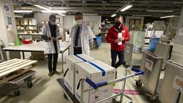 Châu Âu cảnh báo cấm xuất khẩu vaccine sang nước có tỷ lệ tiêm chủng cao