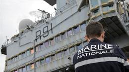 Mỹ và đồng minh tiến hành tập trận hải quân chung ở 'sân sau của Iran'