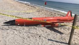 UAV huấn luyện của Không quân Mỹ trôi dạt vào bờ biển Florida