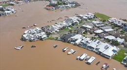 Trận lụt thế kỷ ở Australia: Diễn biến còn dữ dội, 40% dân số trong vùng nguy hiểm