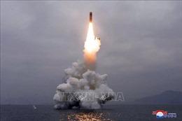 Mỹ phản ứng ra sao trước vụ phóng tên lửa mới nhất của Triều Tiên?