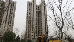 Người mua chung cư Trung Quốc khổ sở vì chủ đầu tư nợ nần, không hoàn thành dự án