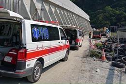 Ít nhất 4 người thiệt mạng do tàu trật đường ray tại Đài Loan, Trung Quốc