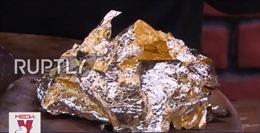 Thịt bò dát vàng 2,3 triệu đồng/kg tại Thổ Nhĩ Kỳ