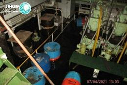 Cuộc chiến ngầm trên vùng biển Trung Đông từ vụ tấn công tàu hàng Iran