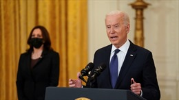 Tổng thống Biden nói 'không có bằng chứng' Nga liên quan đến vụ tấn công đường ống