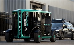 """Nga ra mắt 'taxi tương lai"""" tự động 100%"""