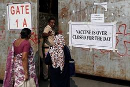 Mối lo bất bình đẳng tiêm chủng từ công nghệ 'săn' vaccine trực tuyến tại Ấn Độ