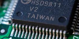 Dịch COVID-19 tại Đài Loan đe dọa chuỗi cung ứng chip toàn cầu