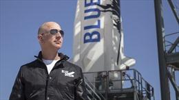 Tỷ phú Jeff Bezos sẽ bay vào vũ trụ trong tháng tới