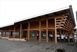 Ban tổ chức giới thiệu làng Thế vận hội trước thềm Olympic Tokyo 2020