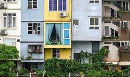 Hãng tin Pháp ấn tượng với kiến trúc nhà ống ở Việt Nam