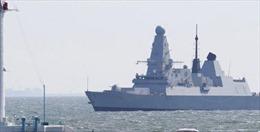 Nga tung video giải thíchlý do chặn tàu hải quân Hà Lan