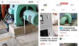 Trung Quốc mạnh tay với tiền ảo, loạt trạm thuỷ điện được rao bán trên mạng